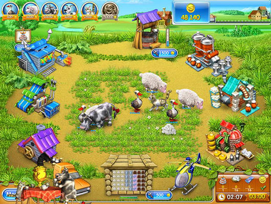 Веселая ферма 3 русская рулетка онлайн как играть в очко на обычных картах